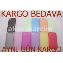 iPhone 4/S K�l�f 0.2mm Kapak