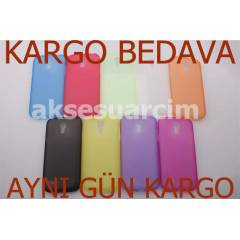 Samsung Galaxy S4 Mini K�l�f 0.2mm Kapak