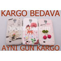 Samsung Galaxy S3 Mini K�l�f 0.2mm Kapak
