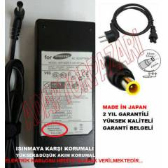 Samsung 19v 4.74A 90 Watt Notebook Adapt�r �arj