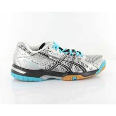 ASICS B257N-9390 GEL ROCKET 6 SILVER BLACK ICE B