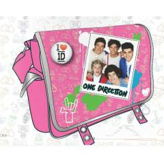 One direction �anta postac� pembe orjinal