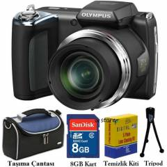 Olympus SP-620UZ 16MP HD 21X Foto�raf Makinas�