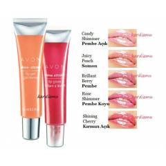 AVON SHINE ATTRACT DUDAK PARLATICISI