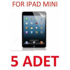 APPLE IPAD MINI EKRAN KORUYUCU F�LM --5 ADET--