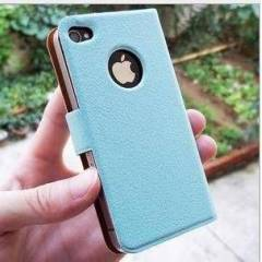 APPLE iPHONE 4/4S KILIF KAPAK FL�P COVER