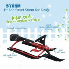 Fit And Smart Storm Kar K�za��
