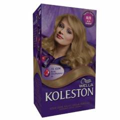 Koleston Set Boya 8/0 A��k Kumral