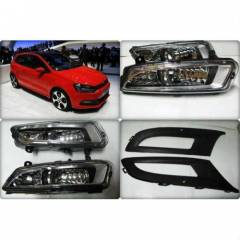 VW POLO S�S FARI 6R 2009-2012 FARI SET
