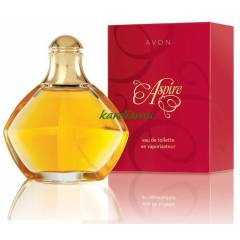 AVON  BAYAN PARF�M ASPIRE EDT 50 ML - YEN�!!