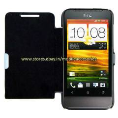 Htc One V K�l�f Flip Cover M�knat�sl�