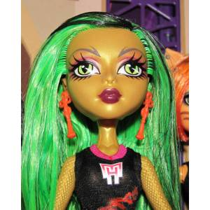 Monster High Viagem Scaris Y7649 Jinafire Long
