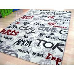 EFSANE  HALI POP-ART 6 m2 BA�KENTLER TEMA �OKKK