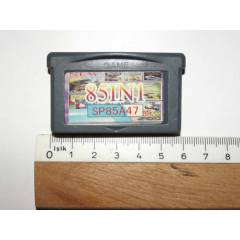 N�NTENDO GAME BOY ADVANCE SP OYUN 60 OYUNLU