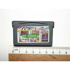 N�NTENDO GAME BOY ADVANCE SP OYUN 32 OYUNLU