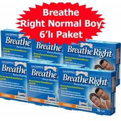 Breathe Right Klasik Burun Band� Normal Boy 6l�