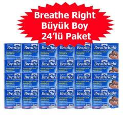 Breathe Right Klasik Burun Band� B�y�k Boy 24\