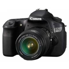CANON 60D 18-55 IS II Kit DSLR Foto�raf Makinesi