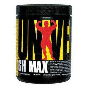 Universal Nutrition GH-Max, 180 Tablet