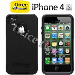iPhone 4S KILIF OTTERBOX COMMUTER EXTREME  BLACK