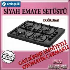EM�N�EL�K EMAYE S�YAH DO�ALGAZ SET�ST� OCAK