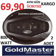 GOLDMASTER 800 WATT OVAL HOPARL�R (��FT)