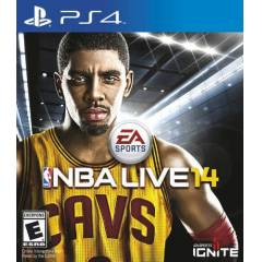 NBA LIVE 2K14 NBA 2014 PS4 PLAYSTAT�ON 4 OYUN !!