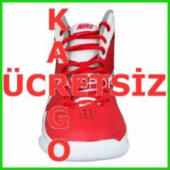 Nike 472 Air Quick Basketbol Ayakkab�s� Spor HE4