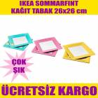 IKEA SOMMARFINT KA�IT DO�UMG�N� TABA�I