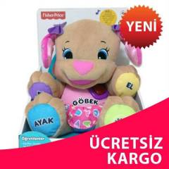 Fisher Price  E�itici K�pek�i�in  K�z Karde�i Tr