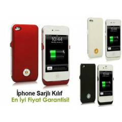 iPhone 4 4s �ARJLI KILIF | P�LL� KAPAK Full Set