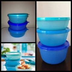 TUPPERWARE �EKER KAPLAR 10'LU SET