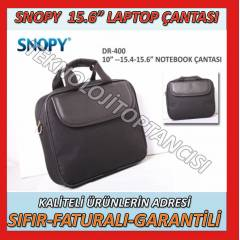 "SNOPY 15.6"" LAPTOP LEPTOP NOTEBOOK �ANTASI KAL�"