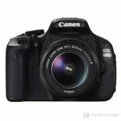 Canon 600D 18-55 IS II Lens Kit - �ok Fiyat -