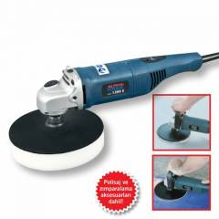 ALPHA TOOLS AWP 1200 POL�SAJ VE ZIMPARA MAK�NASI
