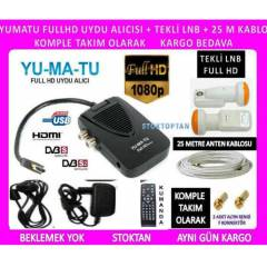 YUMATU FULL HD M�N� UYDU ALICISI KOMPLE TAKIM