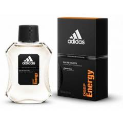 Adidas Deep Energy 100 ML EDT Erkek Parf�m�