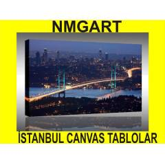 �STANBUL CANVAS (KANVAS) TABLOLAR 60*120