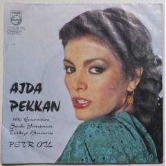 AJDA PEKKAN PET'R OIL /LOVING ON PETROL 45lik