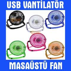 Vantilat�r Mini Fan Pc Masa�st� Vantilat�r 004