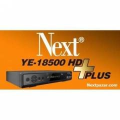 Next YE 18500 HD+PLUS UYDU ALICI  2013 YAZILIM