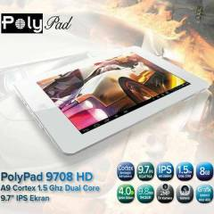 Polypad 9708 HD 9.7inc Android 4.0  TABLET PC