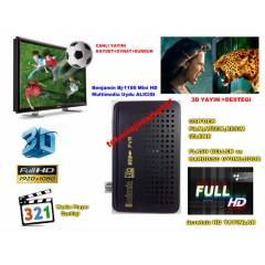 Benjamin Bj-1100 FULL HD PVR M�N� UYDU ALICISI