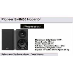 Pioneer S-HM50 �ift HOPARL�R ORJ�NAL