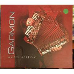 AZAD ABİLOV GARMON CD AKORDEON ENSTRUMANTEL 2.EL