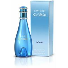 DAVIDOFF COOL WATER WOMAN 100 ML BAYAN PARF�M