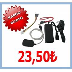 USB TO �DE SATA HDD DVD CD �EV�R�C�  SET SALENT