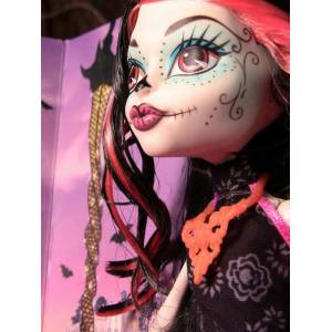 Monster High Acayip Haval� skelita calaveras