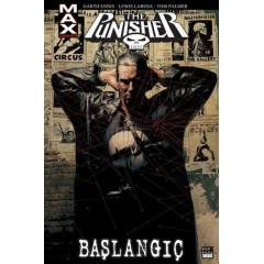 THE PUNISHER -  MARMARA ��ZG� - ORJ�NAL VE SIFIR