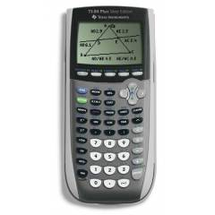 TEXAS INSTRUMENTS TI 84 Plus Silver Edition